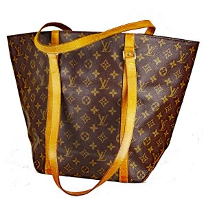 Louis Vuitton Borsa a tracolla marrone