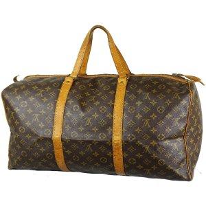 Louis Vuitton Sac de voyage brun
