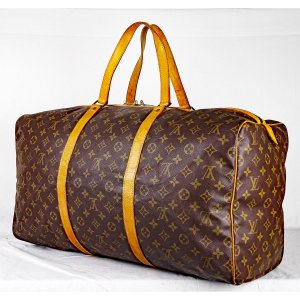 "ORIG. LOUIS VUITTON ""SAC SOUPLE 55 "" Reisetasche / GROSS/ Handgepäck/ GUT"