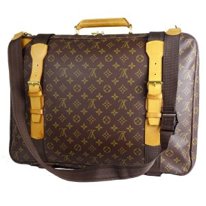 Louis Vuitton Valigia marrone