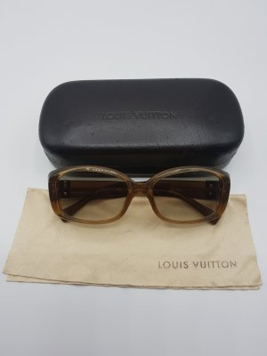 Louis Vuitton Gafas de sol marrón arena-marrón claro