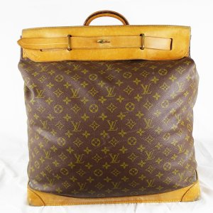 "ORIG. LOUIS VUITTON ""STEAMER BAG 45"" Reisetasche / GUT"