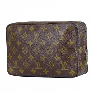 Louis Vuitton Borsa clutch marrone