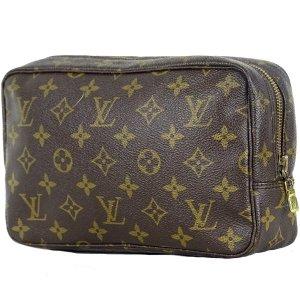 Louis Vuitton Borsa clutch marrone