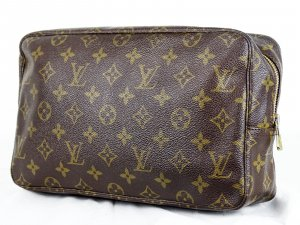 "ORIG. LOUIS VUITTON ""TROUSSE TOILETTE 28"" Kultur- / Kosmetiktasche XL / GUT"