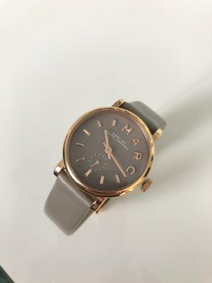 Orig. Marc Jacobs Damen Armbanduhr Grau Roségold