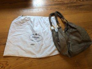 Orig. Miu Miu Leder Vitello Blogger Tasche XL Hobo