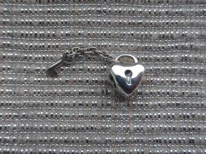 orig. PANDORA Element Schloss m. Schlüssel 790971 925 Silber NEU