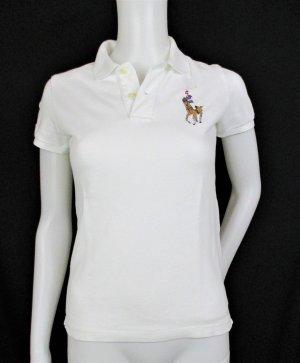 Orig. Polo Ralph Lauren Polohemd/Poloshirt / 100% Baumwollpiqué/Gr. XS/ HERVORRAGEND!