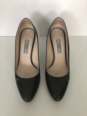 Prada Platform Pumps black