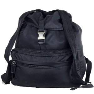 Prada Trekking Backpack black