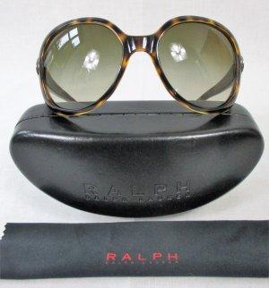 Orig. Ralph Lauren Sonnenbrille / Schildpattoptik / Braun / Hervorragend!