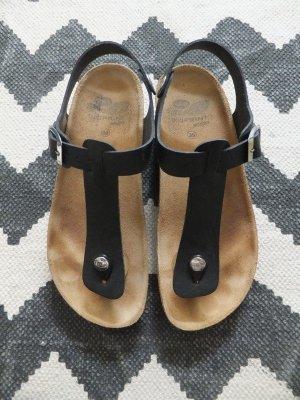 Scholl Sandalo comodo multicolore Pelle