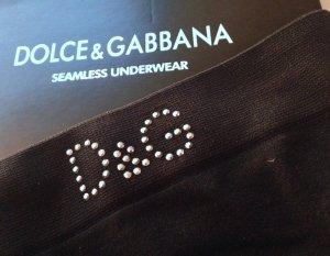 """Orig. Seamless """"Strass"""" Slip von DOLCE & GABBANA Underwear NEU&OVP"""
