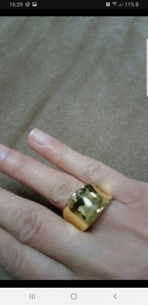 Skagen Anello di fidanzamento oro