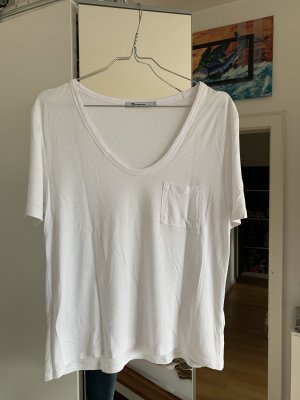Orig T by Alexander  Wang Shirt Blogger weiß S wNeu Top