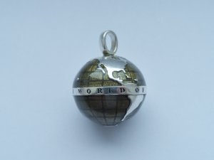 Thomas Sabo Hanger zilver-grijs Zilver
