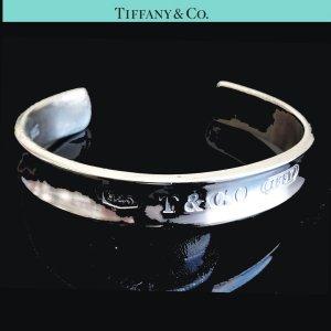 Tiffany&Co Jonc argenté argent