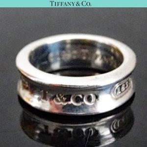 Tiffany&Co Zilveren ring zilver Edelstaal