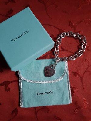 Orig. Tiffany & Co Armband mit Herzanhänger!