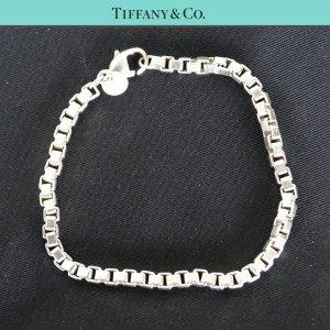 ORIG. TIFFANY & Co. ARMBAND VENETIAN 925 STERLING Silber Bracelet / SEHR GUTER ZUSTAND