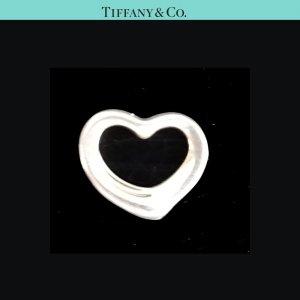 ORIG TIFFANY & Co. PERETTI OPEN HEART HERZ-ANHÄNGER CHARM 925 Silber / SEHR GUTER ZUSTAND
