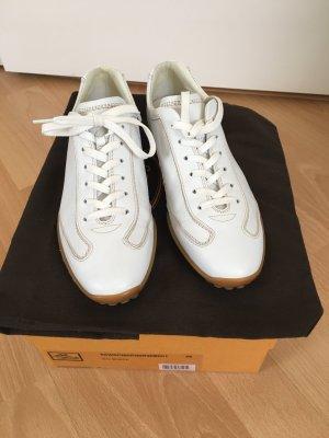 Tod's Sneaker stringata bianco