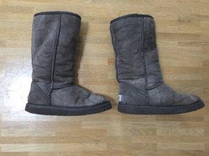 Orig. UGG Australia Leder tall Schafsfell Boots Blogger 36