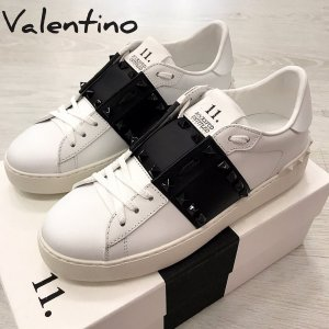 orig. Valentino ROCKSTUD UNTITLED Sneakers New Collection SS2019