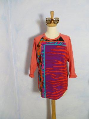 Versace Camicia fantasia multicolore Cotone