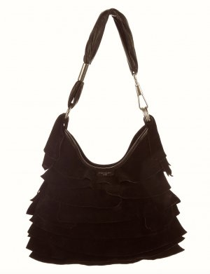 Orig. YSL Tom Ford for YSL Yves Saint Laurent Wildleder Leder Handtasche Tasche