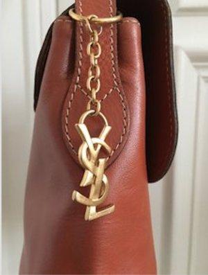 Orig. YSL Yves Saint Laurent Handtasche Vintage Tasche monogram