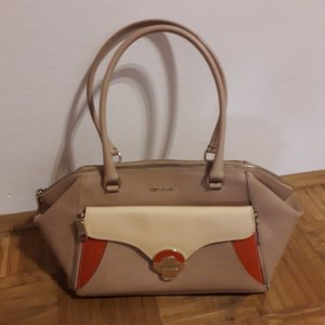 Cromia Carry Bag multicolored leather