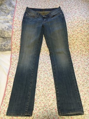 Original 7 for all mankind Jeans blau