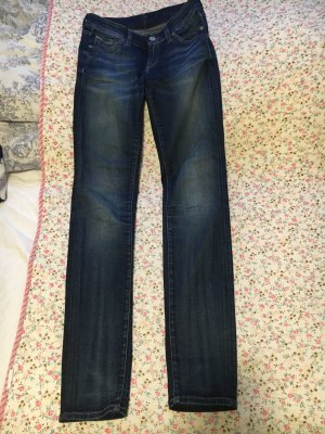 Original 7 for all mankind Jeans dunkelblau