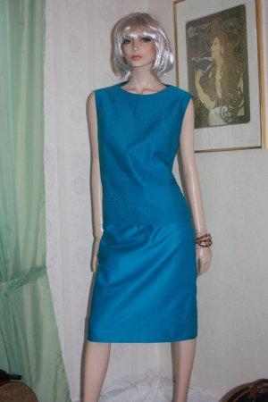 Betty Barclay Midi Dress turquoise