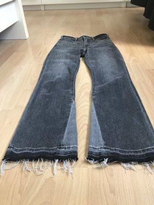 Original A&F Hippie Jeans in cooler Waschung!!!