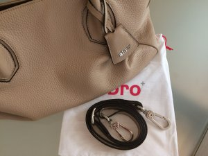abro Carry Bag camel leather