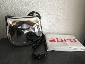 Original Abro Umhängetasche, Farbe Hochglanz-Metallic -NEU-