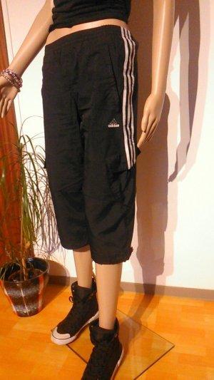 Original Adidas 3/4 Hose Fitnesshose Jogginghose Freizeithose Gr. S/36/164