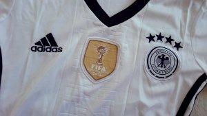 Original Adidas Damen DFB Trikot Größe S