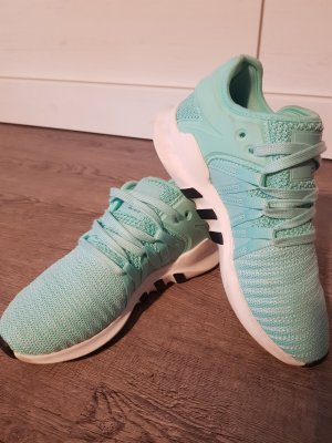 Adidas Originals Sneaker stringata bianco-turchese