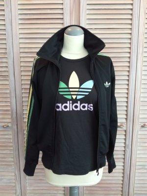 Original Adidas-Jacke mit passendem T-Shirt