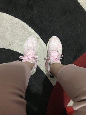 Original Adidas NMD's rosa weiß sneaker Schuhe