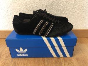 Original Adidas Okapi Crystal Sneaker schwarz Gr. 40