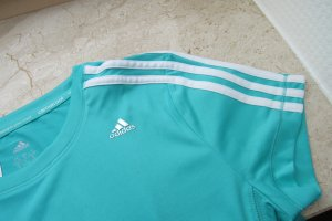 Original Adidas Sport-T-shirt in türkis