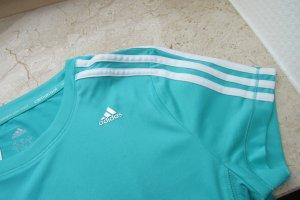 Original Adidas Sport-T-shirt in türkis