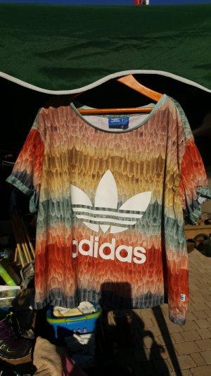 Original Adidas Tshirt, kurzer Schnitt