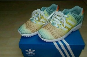 Original Adidas ZX Flux Torsion Gr. 37 1/3