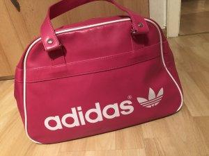 Adidas Bolsa de gimnasio rosa